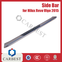 High Quality S/S Side Bar for Hilux Revo 2015 Accesorios