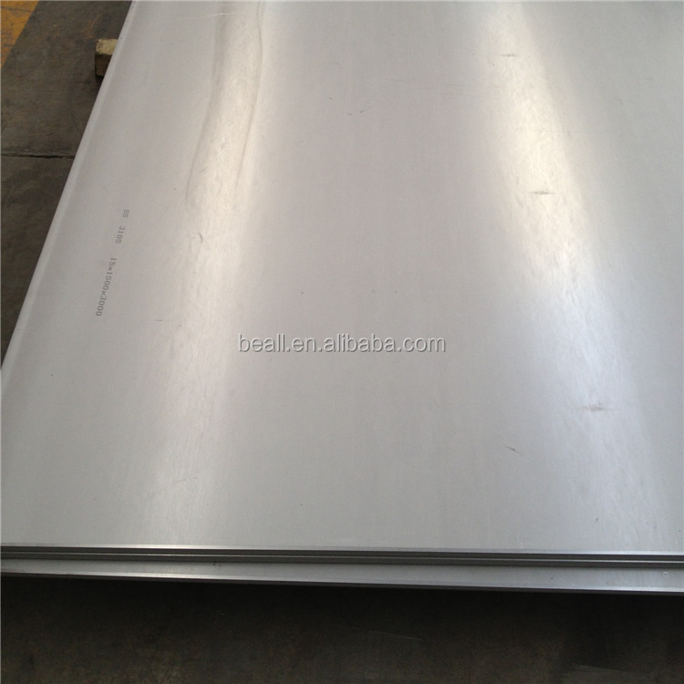 Prime Quality Stainless Steel SS 304 304L Plate and Sheet Manufacturer