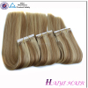 Full Cuticle One Donor Luxury Grade Wholesale 20 Inch Virgin Remy Brazilian Hair Weft