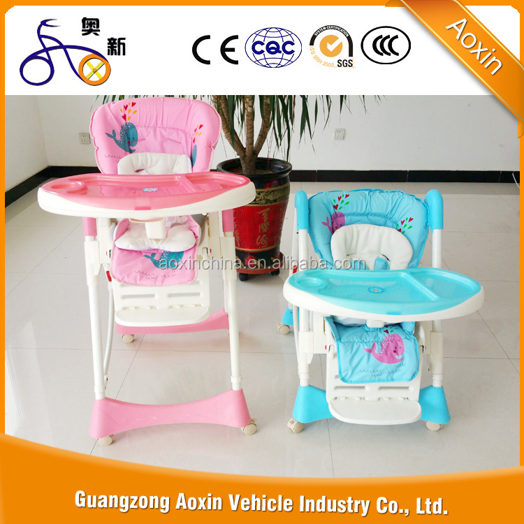 Portable baby booster seat travel feeding chairs adult baby high chair