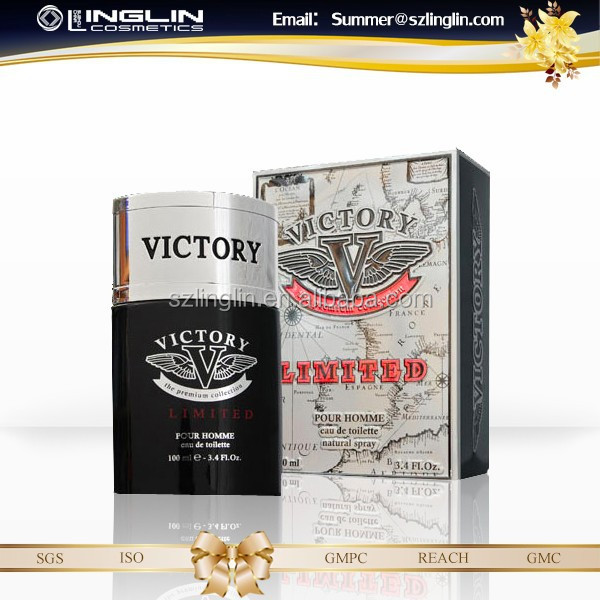 100ml 3.4 ounce Victory eau de toilette natural spray