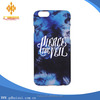 high quality wholesale custom tpu phone cover with colorful print