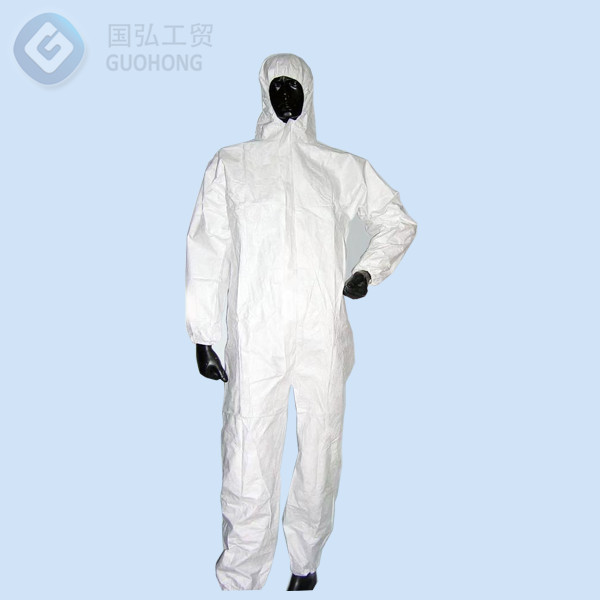 disposable nonwoven surgical medical coverall/desechable overoles with caps