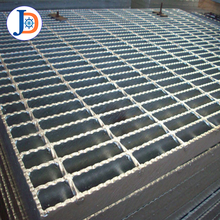 Hot Dipped Galvanized 50 x50 x 5mm steel grating for building material