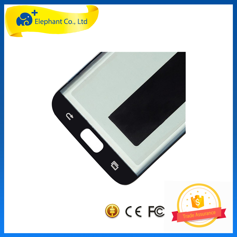 Replacement Display LCD for samsung galaxy S7 edge LCD touch screen