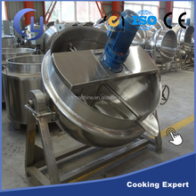 500 liter tilting mixing metal very large stainless cooking pots