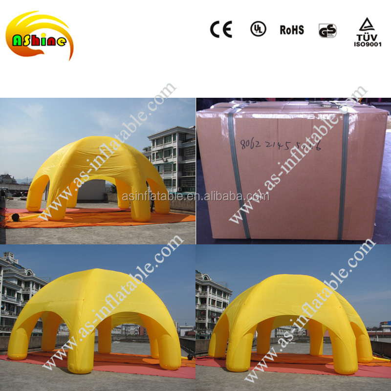 Advertising inflatable tent price