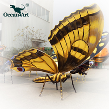 OAV25022 Giant Fiberglass Insect Model for Insect Park