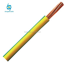 1.5mm bv bvv rv electrical PVC insulated copper building construction cables wire 2.5mm