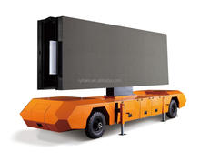 Transformer Bumblebee Mobile Trailer LED Screen
