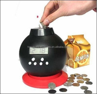 flat vibrating alarm clock bomb, alarm clock with vibrating