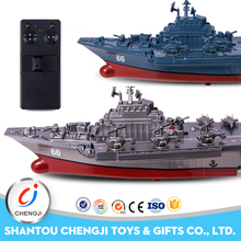 Factory Price Speeding plastic remote control floating toy boats for sale