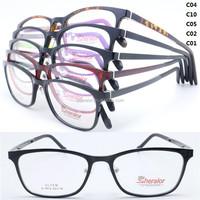 Fast delivery ultra light weight ULTEM prescription wayfarers glasses frame fashionable slim eyeglasses