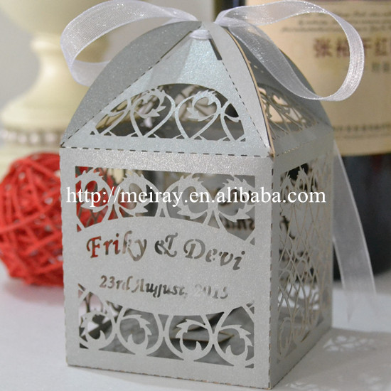 2016 wedding favors in the philippines laser cut favour boxes wedding souvenirs philippines