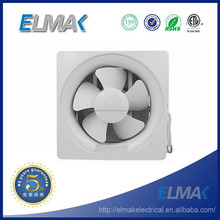 4/6 inch window mounted Square Exhaust Fan (Full plastic)