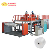 2017 TL high quality low price air bubble film extruder machine production line from china suppliers