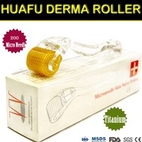 dermaroller derma roller auto micro needle therapy system