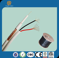 Hangzhou Largest cable Manufacturer High Quality cctv rg59 cable coaxial