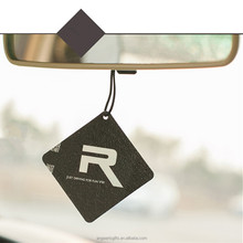 Hanging New car scent air freshener paper car air freshener