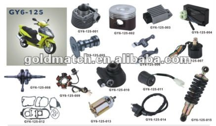 CG,AX,GN,YBR,EN,TITAN,BAJAJ ALL OF Motorcycle spare parts
