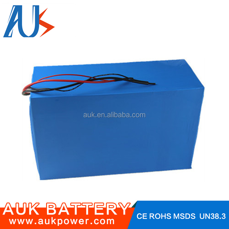 Electric Scooter Battery 48v 40ah Lithium Battery For Electric Bike