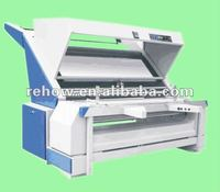 RH-A02 Automatic Edge Control fabric inspection machine for woven and knitting fabric