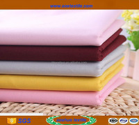 80% polyester 20% cotton fabrics cheap lining fabrics garment cloth