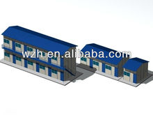 Fast Assembled Prefabricated Labor Camp Building