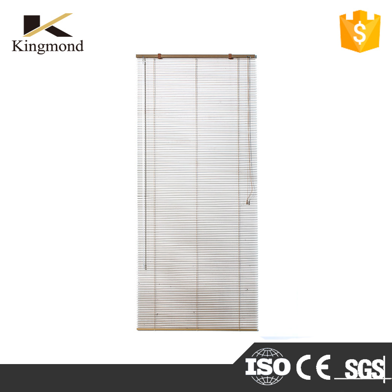 Affordable Price Pleated Polyester Blinds Window Covering