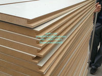 simple cheap pvc/ melamine slot mdf ,slatwall panel,grooved slotted mdf used