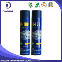 Factory direct sale SK-100 adhesive cloth spray
