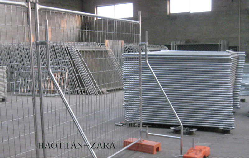 Portable Temporary Construction Site Fence Panel