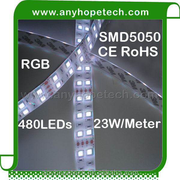 Full color outdoor dual row 480LEDs external led store front lighting