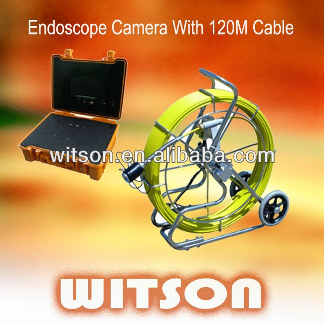 WITSON Underground Locator For Drain Sewer Pipe Inspection With 512hz