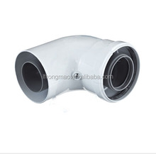 90 degree elbow/bend/chimney flues for gas boilers