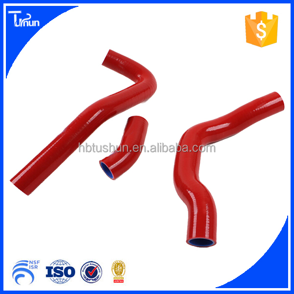 Racing car silicone hose kits for SILVIA/180SX PS13/RPS13(CA18DET)