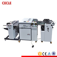automatic UV fabric pvc coating machine
