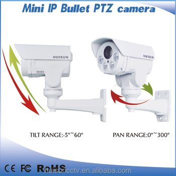 2.0mp 18x video camera ip ptz camera ptz bullet longue distance
