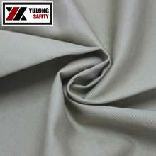 280gsm Cotton Brushed Fireproof Fabric For Winter Safety Clothings