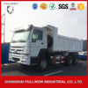 Sinotruk Factory Outlet 6X4 howo tipper truck 30 - 40 Tons
