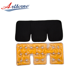 Wholesale reusable click gel magic instant heat neck shoulder heating pad