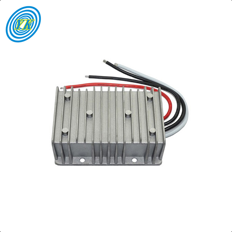 Non-isolated Waterproof Boost power supply 360W 10A dc 12v to 36v converter