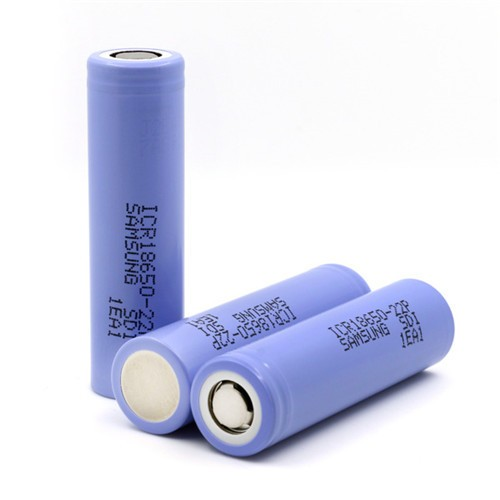 Plenty of Stock Samsung 22P 18650 2.2Ah 10A 3.7V Battery Supply For E-shaver