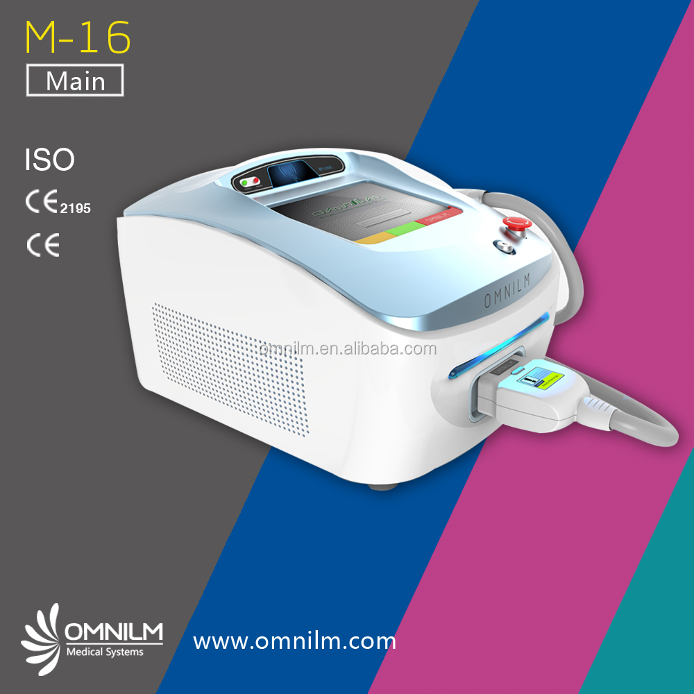Home use mini acne/hair removal and skin care Ipl shr laser therapy machine