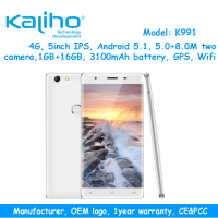 5 inch no brand smart phone high quality android non camera phone