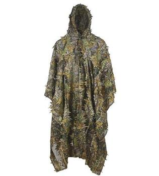 2019 Camouflage Ghillie Poncho Camo Suit Hunting Blinds