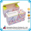 Custom Vitamin Medicine Self lock Packaging Paper Box Wholesale