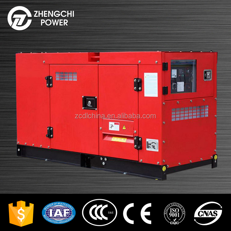 80KW / 100KVA or Small volume Compact structure generator 20kv