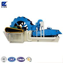 Hot Sale Industrial Wheel Sand Washing And Recycling Machine