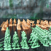 Wholesale Military Army plastic toy soldiers/Custom Military toy plastic soldiers for sale China Factory